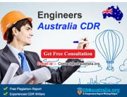Civil Engineers Australia CDR by CDRAustralia.Org